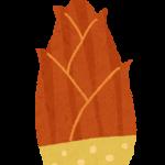 タケノコを長く保存する方法